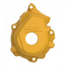 IGNITION COVER PROTECTOR KTM/HUSKY SXF250/350 16-17, EXCF250/350 2017, FC250/350 16-17 YELLOW